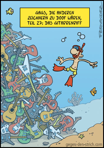das gitarrenriff
