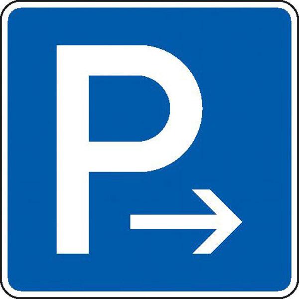 parkplatz-ende