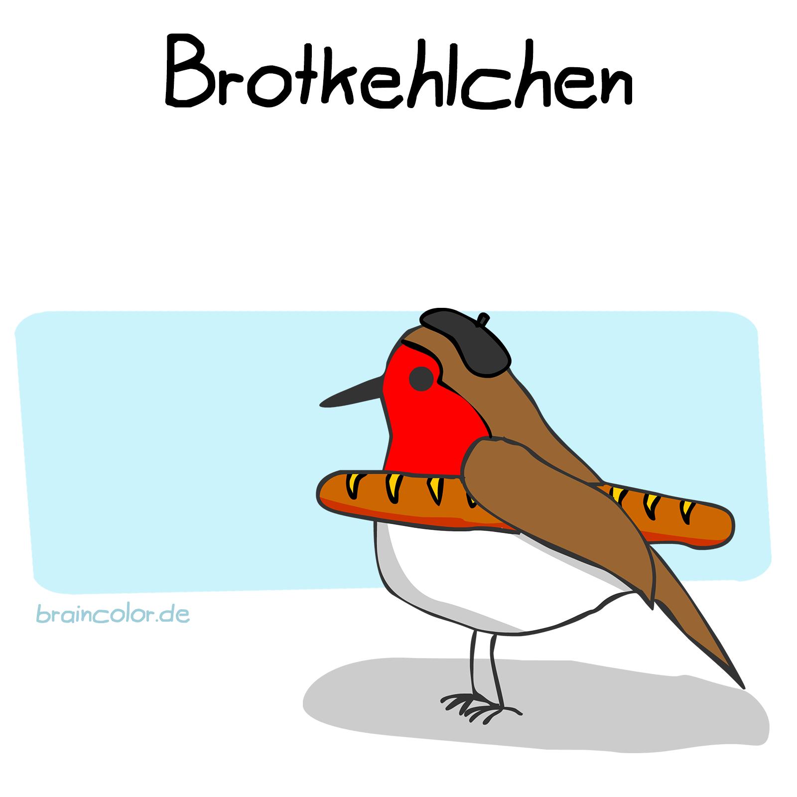 Brotkehlchen